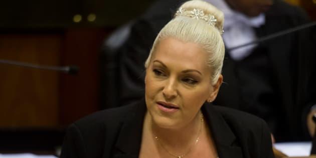 DA shadow minister of public enterprises, Natasha Mazzone.