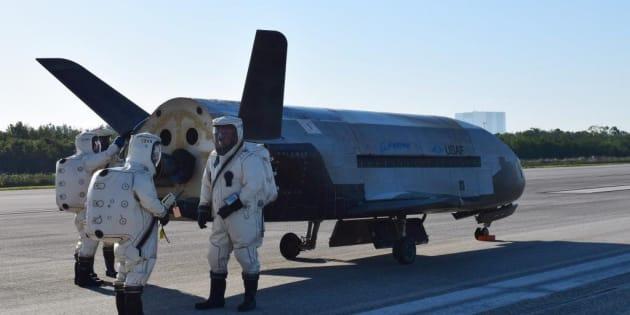 Le vaisseau spatial top-secret de l'armée américaine X-37B reprend du service grâce à SpaceX.