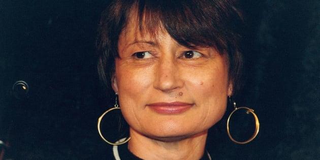 Catherine Millet, en una foto de archivo