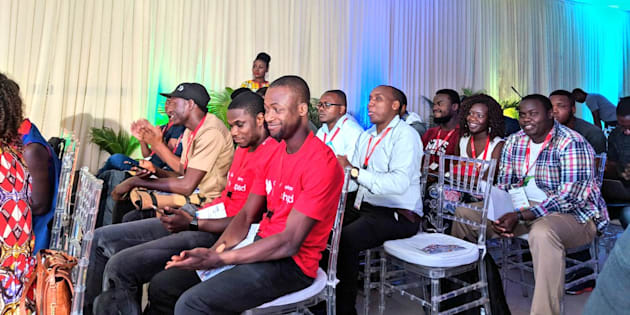 Graduation day for our #LaunchpadforAfrica startups.
