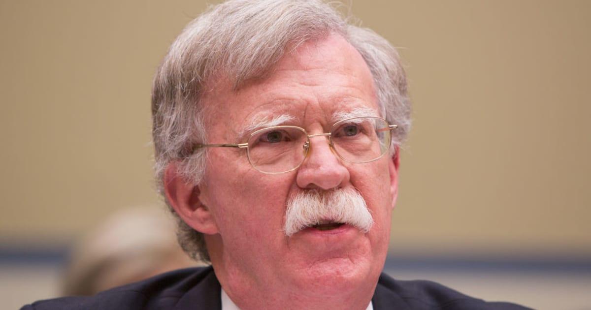 El aterrador asesor de Seguridad Nacional que Trump ha nombrado para ...