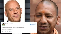 Twitter Goes Fast And Furious With Yogi Adityanath And Vin Diesel