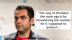 Abhay Deol Tells You What No Other Star Will About Sexism And Patriarchy In