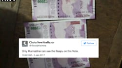 Gandhiji Goes Missing In ₹2,000 Notes In Madhya Pradesh, Twitter Turns It Into A