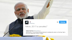 PM Modi May Address The Nation On New Year's Eve And Twitter Is Busy Predicting His