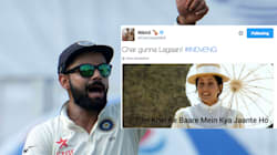 India Just Beat England 4-0 In Test Series And Twitter Is