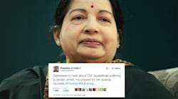 These Politicians And Dignitaries Have Taken To Twitter To Wish Jayalalithaa A Speedy