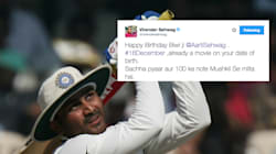 Virender Sehwag's Birthday Tweet To Wife Sets Off Demonetisation