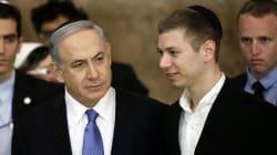 El hijo de Netanyahu dice que teme más a los