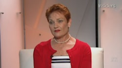 Pauline Hanson's Comments About Immunisation Are Dangerous And