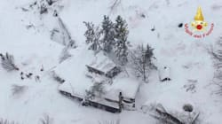 Avalanche Destroys Italian Hotel After Series Of Quakes, 30 Feared