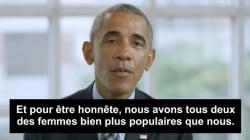 Le bel hommage de Barack Obama à son ami
