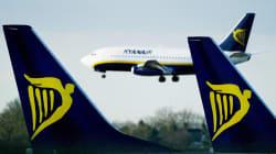 La seria advertencia de Ryanair a los tuiteros