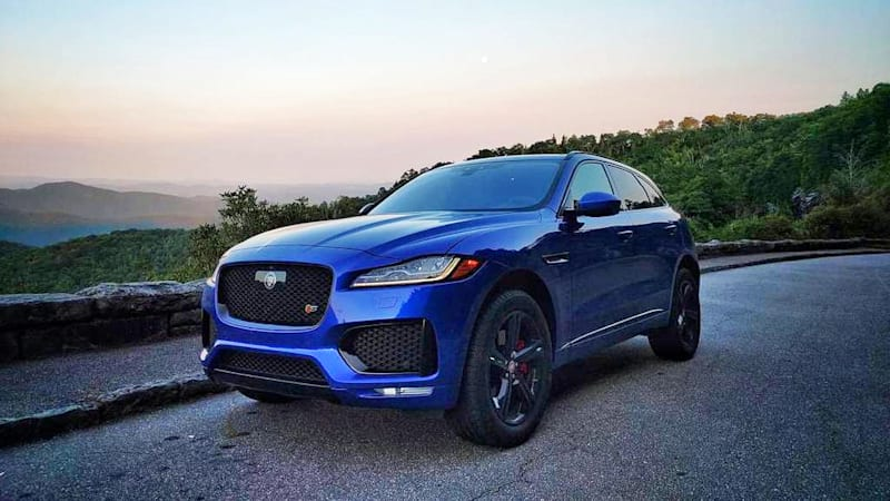 2018 Jaguar F-Pace S Long-Term Review