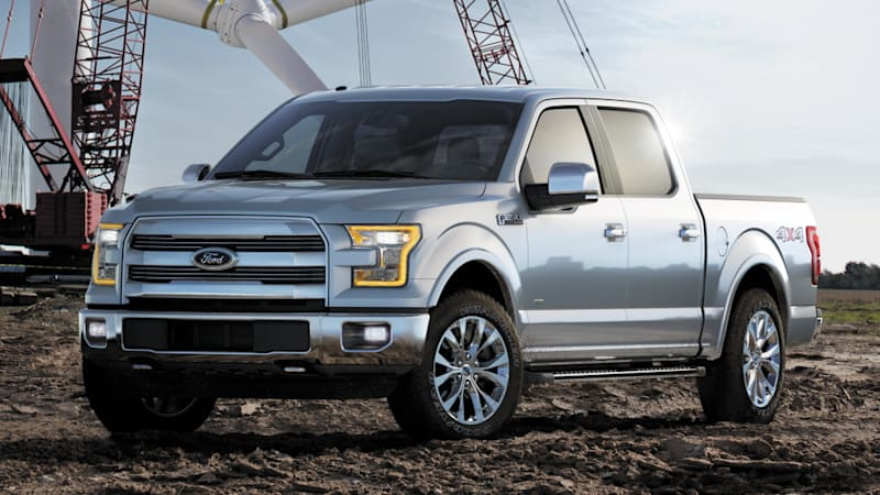 Ford Recall Covers 2 Million F 150 Pickups Over Fire Risk