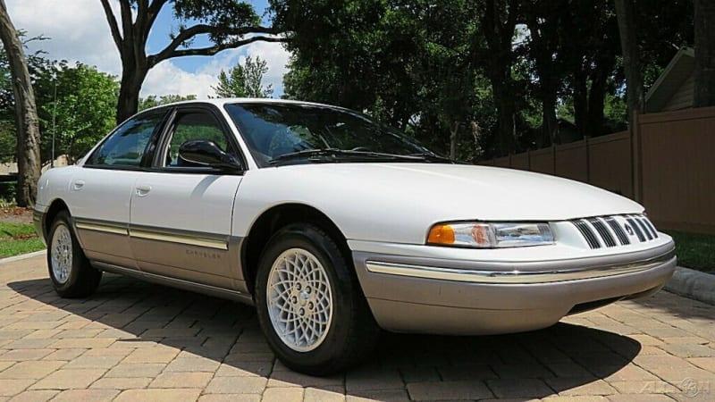 LH, like new: 1994 Chrysler Concorde on eBay Motors has just 987 miles
