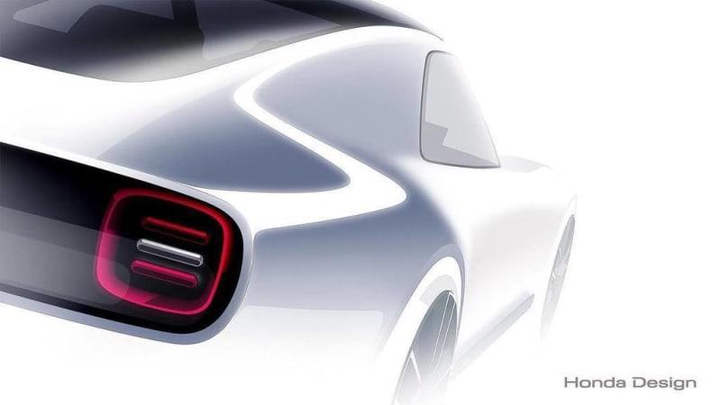 Honda Sports EV Concept set for Tokyo reveal