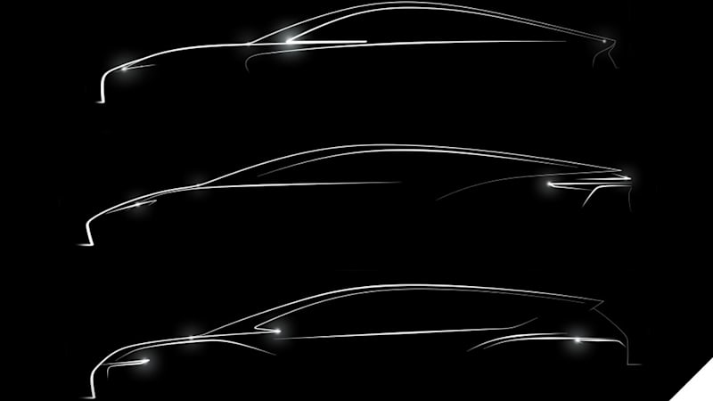 Detroit Electric Releases Sketch Of 3 Planned Evs Autoblog