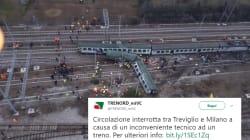 Trenord definisce la tragedia di Milano un