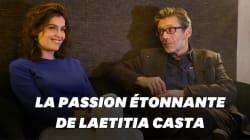 Laetitia Casta dévoile ce qui la maintient éveillée toute la