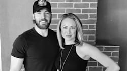 Up Close And Personal With Chris Evans And Lindsey