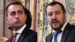 Ancora caselle da riempire. Trattativa serrata, incontro Salvini-Di Maio alla Camera (di P.