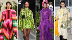 12 tendencias de moda que veremos en 2019, según las semanas de la