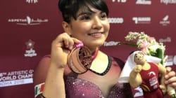 OrgulloMx: Alexa Moreno, la primera mexicana con medalla en el Mundial de Gimnasia