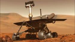 La Nasa confirme la mort de son robot martien