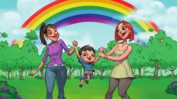 Un premier livre pour enfants sur les familles homoparentales publié dans une Croatie très