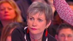 Isabelle Morini-Bosc indigne après cette réflexion sur la chanson en arabe de Mennel de