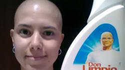 'A los 23 años me diagnosticaron cáncer y lo último que hice fue