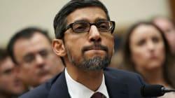 La audiencia del CEO de Google en la que terminó respondiendo cómo funciona un