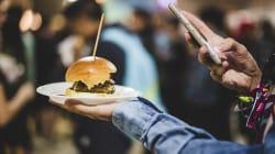 Além da música: Veja o line-up gastronômico do Lollapalooza