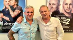 Patrick Huard et Michel Côté s'emparent du box-office