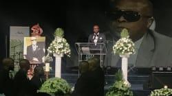 Emotional Tributes To SA Music Legend Robbie