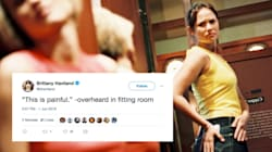 20 Tweets That Capture The Horrors Of Trying On Clothes In Fitting