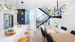 Sublime maison moderne à vendre sur le