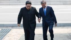 Las fotos del histórico recibimiento de Kim Jong-un en Corea del