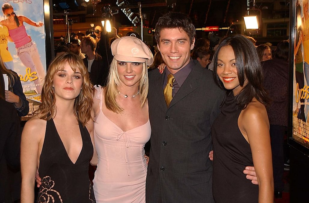 Taryn Manning Shares Anecdote About Britney Spears From Crossroads Set Aol Entertainment