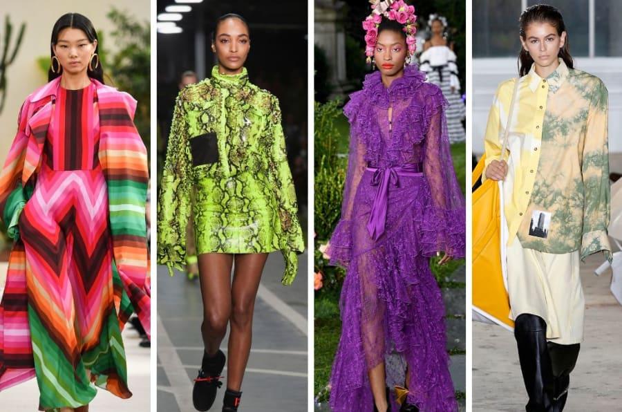 Tendencias vestidos de fiesta 2019 mexico