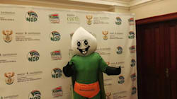 This Viral Video Of The 'Horror' #SaveWater Mascot Is The Funniest Thing You'll Watch