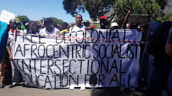 Protests And Papers -- What Is The Work Of Decolonising