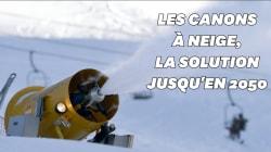 Si en 2050 les skieurs pourront profiter de la montagne en Isère, ça sera grâce à la neige