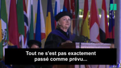 Hillary Clinton reconnaît que