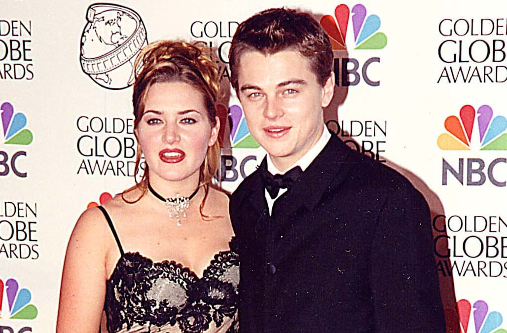 Nostalgia! Titanic's James Cameron talks Leonardo DiCaprio ...