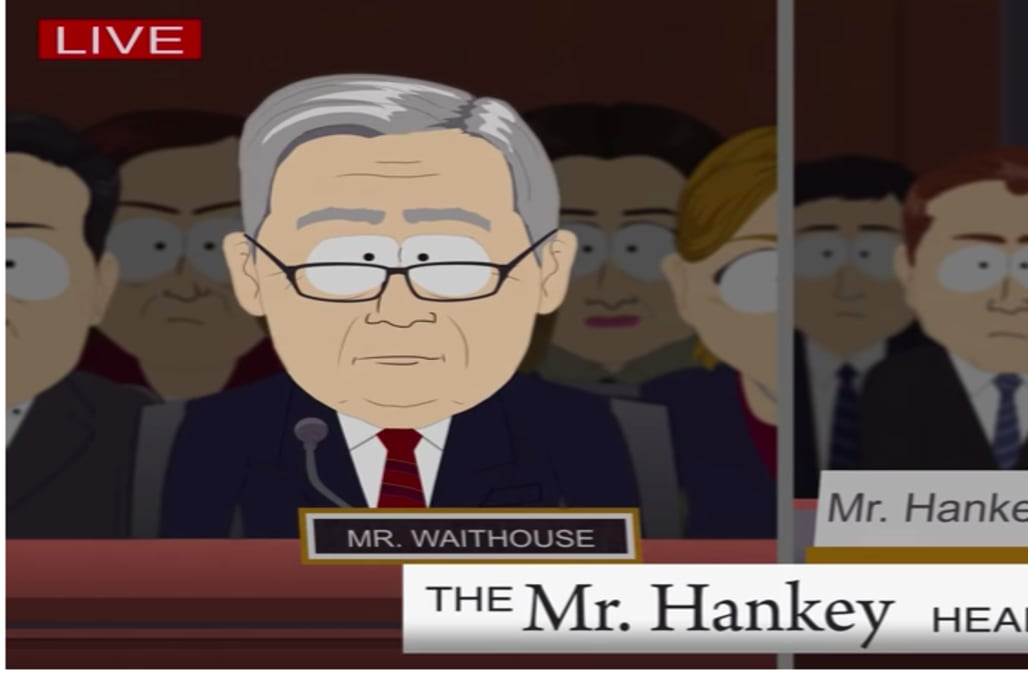 South Park\' goes after Brett Kavanaugh hearing in episode with Mr ...