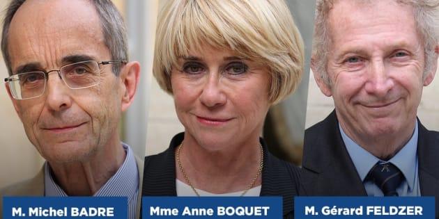 Le gouvernement nomme trois médiateurs dans le dossier Notre-Dame-des-Landes.