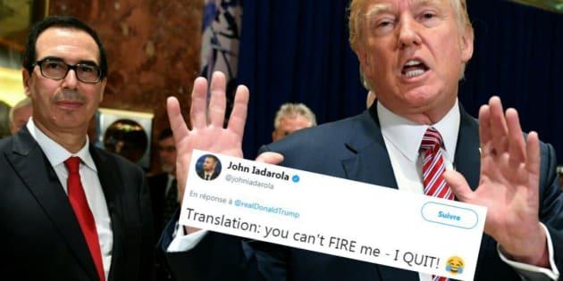 Trump dissout deux conseils auprès de la Maison-Blanche