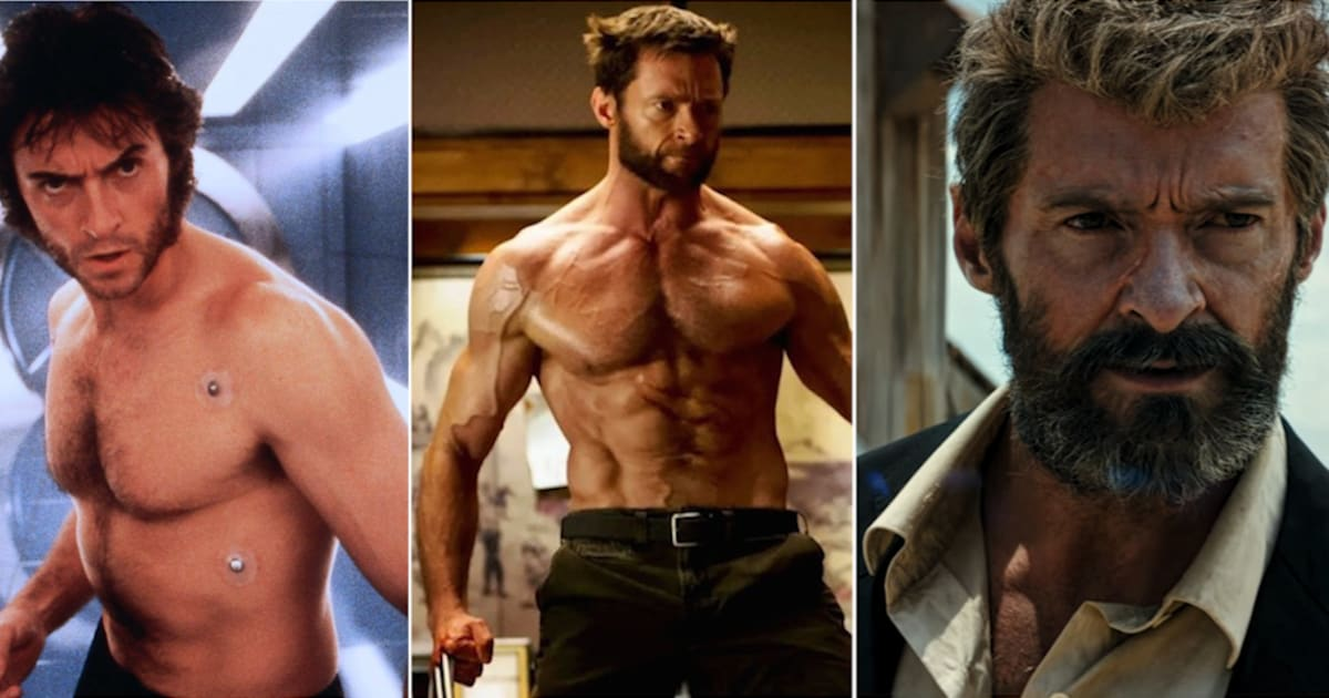 """Hugh Jackman Musculation jusqu'au film """"logan"""": comment hugh jackman s'est métamorphosé en 17"""